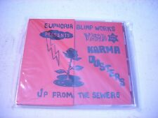 SEALED Yama and the Karma Dusters Up from the Sewers 2009 CD