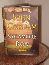 John Grisham, Sycamore Row, 1st Ed HB DJ Very Good Condition