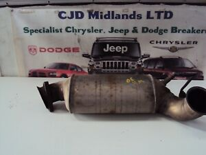 2007 JEEP GRAND CHEROKEE WK 3.0 CRD DPF particulate filter 2005-10