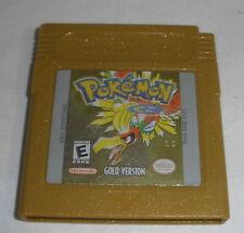 Pokemon: Gold Version Nintendo Game Boy