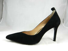 ac059fc94321 Barely Worn BANANA REPUBLIC Black Suede Pointed Toe Stiletto Pumps Women s 6  ...