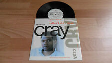 "ROBERY CRAY - NOTHIN' BUT A WOMAN  (RARE 1987 DJ PROMO VINYL 10""  SINGLE)"