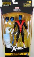 Marvel Legends ~ NIGHTCRAWLER (COMIC VERSION) ACTION FIGURE ~ BAF Wendigo