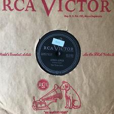 THE THREE SUNS Junga-Junga/Twilight Boogie RCA VICTOR 20-5082 Latin/Exotica 1952