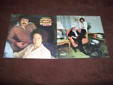 THE AZTEC TWO STEP     LOT OF 2 VINYL RECORDS LPS     NICE VINYL!!   CLEARANCE!!