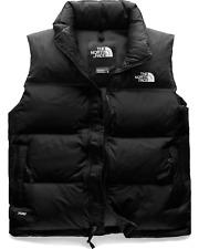 NEW The North Face Womens 1996 RETRO NUPTSE VEST Jacket Medium Black Down