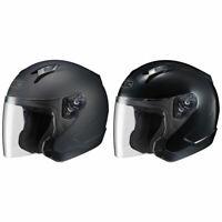 HJC CL-Jet 3/4 Open Face Motorcycle Street Helmet DOT - Pick Size & Color