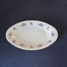 Royal Heidelberg China VIOLET Relish Tray (s)