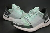 ADIDAS ULTRA BOOST 19 ICE MINT/GREY MEN'S SHOES F35244