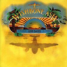WISHBONE ASH - LIVE DATES  CD NEU