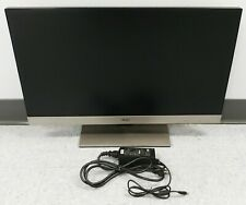 "AOC I2757FH 27"" Widescreen LED Monitor 5ms 60Hz 1080p Black/Silver Fair Shape"
