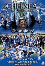 Chelsea - Season Review 2004-2005 (DVD, 2005)