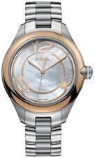 EBEL ONDE Womens Watch 18K Rose Gold, Swiss, VS Diamonds NEW! 1216103 $5400 MSRP