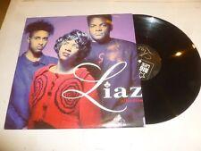 """LIAZ - Affection - Deleted 1990 UK 2-track 12"""" Vinyl Single"""