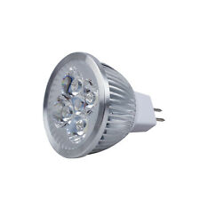 LED MR16 Spotlight 12V 4W 340 Lumen 50Watt 3200K Warm 45Degree Beam angle O1G8