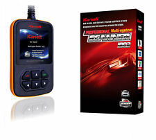 i902 Muli System OBD Diagnose passt bei Opel Astra F, G, H, J