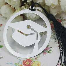 Doctor Hat Bookmark Hollow out for Student Reading Supplies Collection Tassel 8C