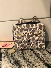New Betsy Johnson Cat Wallet