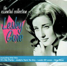 MUSIK-CD NEU/OVP - Lesley Gore - The Essential Collection