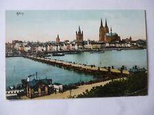 Ansichtskarte Köln um 1900??