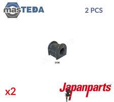 2x JAPANPARTS FRONT ANTI-ROLL BAR STABILISER BUSH KIT RU-2336 G NEW