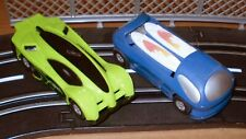 HOT WHEELS  2   SLOT CAR 1/43   A