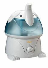 Crane Filter Free Humidifier 1 Gallon Ultrasonic Cool Mist Humidifiers Elephant