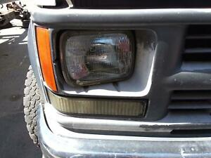 PASSENGER RIGHT HEADLAMP CHEVY PICKUP 3500 90-02