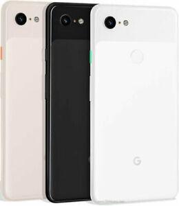 Google Pixel 3 XL 64GB 128GB Factory Unlocked (CDMA + GSM) Smartphone