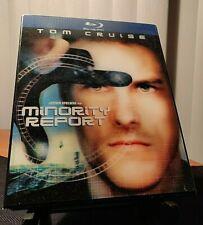 Minority Report (Blu-ray) - Lenticular Slipcover