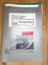 Audi a6 c5 4b 1,9l + 2,5l TDI direkteinspritz u. vorglühanl AFB AKn ake afn avg