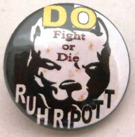 Button + Pin + Ultras + Hools + Dortmund + Ruhrpott + Fight Or Die + Bulldog (7)