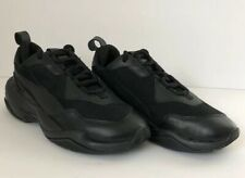 Puma Thunder Desert Jr (GS) Size 5.5C Triple Black (368462 04)