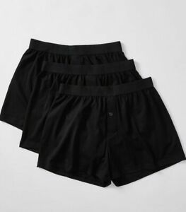 Maxx 3 Pack Mens Knit Boxers