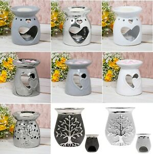 Wax Melt Oil Burner Tealight Holder Diffuser Ornament Aromatherapy Ceramic Gift