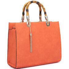 New Women  Handbag Shoulder Bag Purse Leather Tote Messenger Bag Satchel