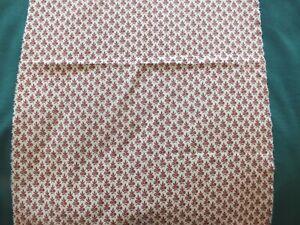 Vintage Laura Ashley Fabric  - Rare Winberry 42cm x 57cm