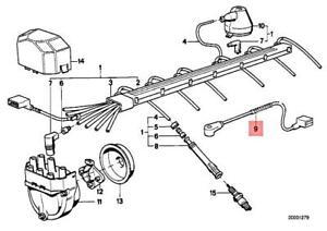 Genuine BMW E24 E32 E34 530i 535i 635CSi 730i 730iL Pulse Generator 12121722571
