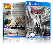 The Legend of Heroes: Trails of Cold Steel II - Custom PS4 Cover & Case.NO GAME!