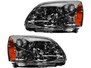 For 2004-2012 Mitsubishi Galant Headlight Assembly Set 64682DY 2011 2010 2005