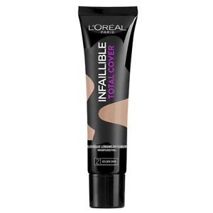 21 Golden Sand - LOreal Infallible Total Cover Foundation