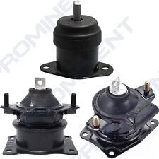 Motor Mount Set 3PCS For 03-07 Honda Accord 2.4L L4 & 04-06 Acura TSX 2.4L L4