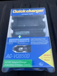 SONY AC-VQ850 Power Adapter Battery Charger and power supply NEW AC/DC VQ850D
