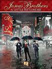 Jonas Brothers - A Little Bit Longer Sheet Music Songbook Song Book
