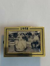 Ape Pen Publishing Walt & Alice in Wonderland 1958 Gold Frame Disney Pin Le (B4)