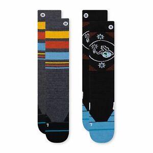 Stance Herridge Snow OTC Socks 2 Pack | L (Men 9-13 / Women 11-14)