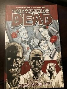 The Walking Dead Vol. 1 Days Gone Bye Image Graphic Novel Paperback Comic
