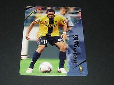 SANTOS TUNISIE FC SOCHAUX MONTBELIARD FCSM BONAL PANINI FOOTBALL CARD 2008-2009