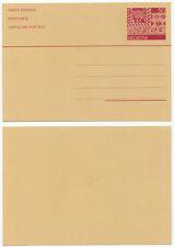 32170 - Schweiz - Ganzsache - Postkarte - ungebraucht