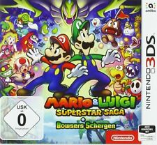 Mario and Luigi Super Star Saga JEU 3DS NEUF